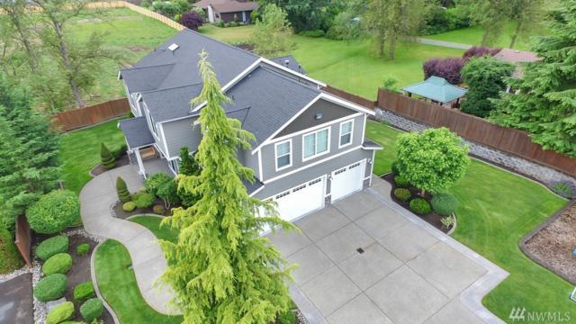601 27th Ave, Milton, WA 98354 (#1143671) :: Ben Kinney Real Estate Team