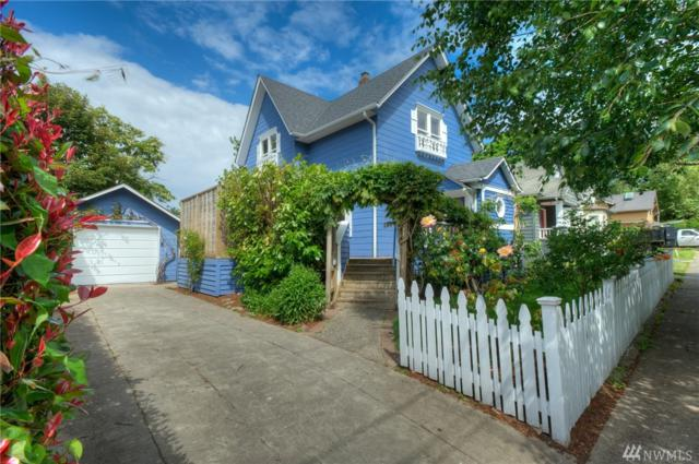 6721 19th Ave NW, Seattle, WA 98117 (#1143691) :: Ben Kinney Real Estate Team