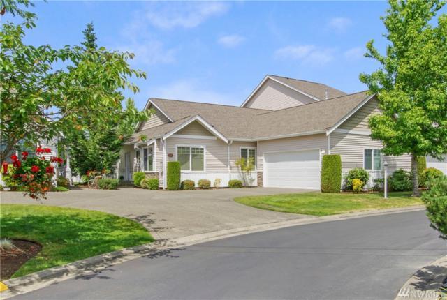 1301 67th St SE 4A, Auburn, WA 98092 (#1143929) :: Ben Kinney Real Estate Team