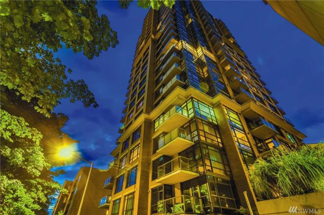1420 Terry Ave #1801, Seattle, WA 98101 (#1143966) :: Ben Kinney Real Estate Team