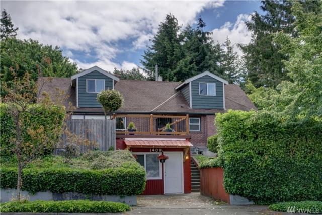 1409 S Stevens St, Tacoma, WA 98405 (#1144001) :: Ben Kinney Real Estate Team