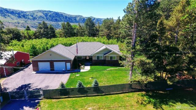 545 Chestnut St, Chelan Falls, WA 98817 (#1144141) :: Ben Kinney Real Estate Team