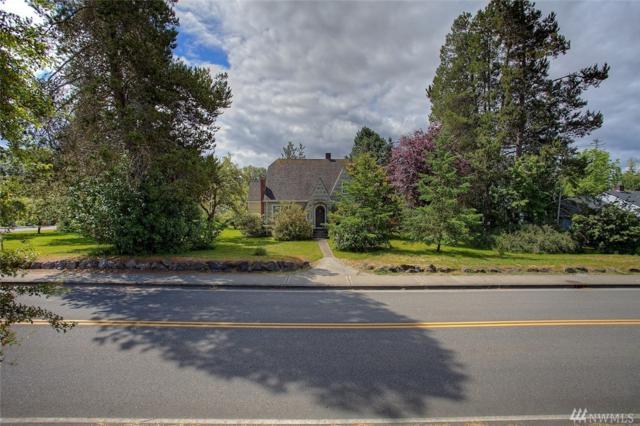 210 Gove St, Steilacoom, WA 98388 (#1144279) :: Ben Kinney Real Estate Team