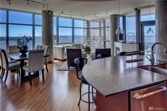 2033 2nd Ave #1702, Seattle, WA 98121 (#1144390) :: Ben Kinney Real Estate Team