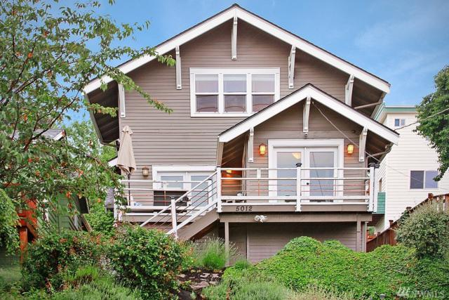 5012 3rd Ave NW, Seattle, WA 98107 (#1144431) :: Ben Kinney Real Estate Team