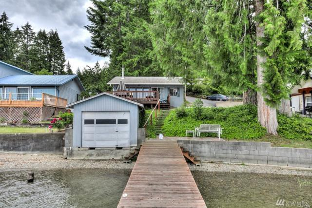 701 E Mason Lake Dr E, Grapeview, WA 98546 (#1144464) :: Ben Kinney Real Estate Team