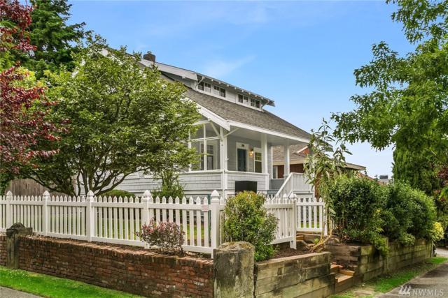 6057 37th Ave SW, Seattle, WA 98126 (#1144505) :: Ben Kinney Real Estate Team