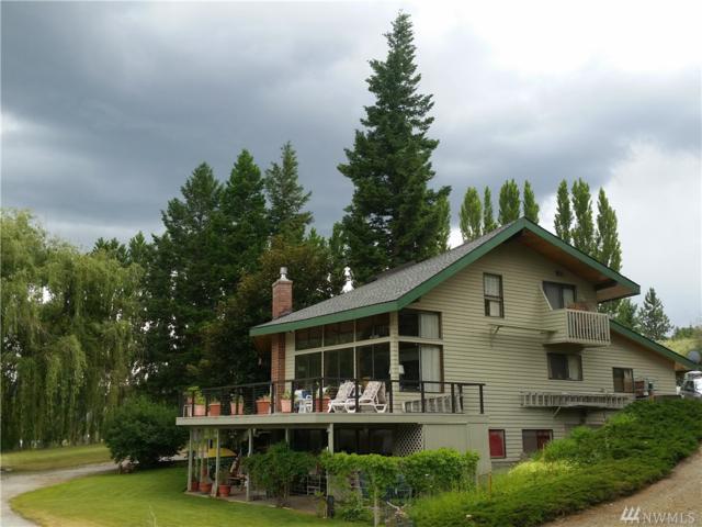 438-C Wannacut Lake Rd, Oroville, WA 98844 (#1144523) :: Ben Kinney Real Estate Team