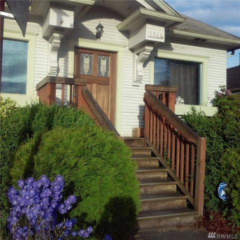 1511 Broadway Ave, Everett, WA 98201 (#1144553) :: Ben Kinney Real Estate Team