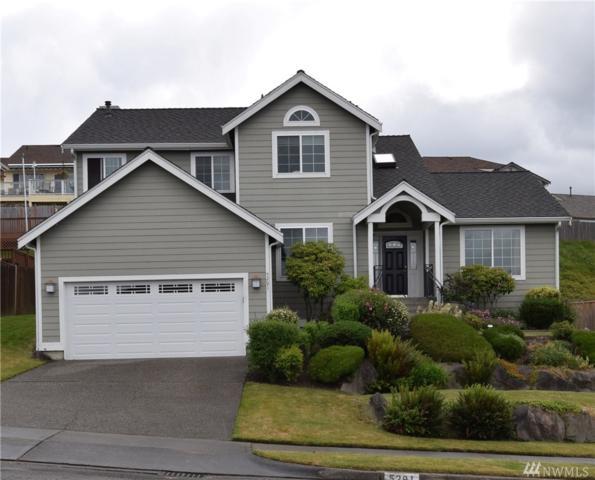 5201 Galleon Dr NE, Tacoma, WA 98422 (#1144601) :: Ben Kinney Real Estate Team