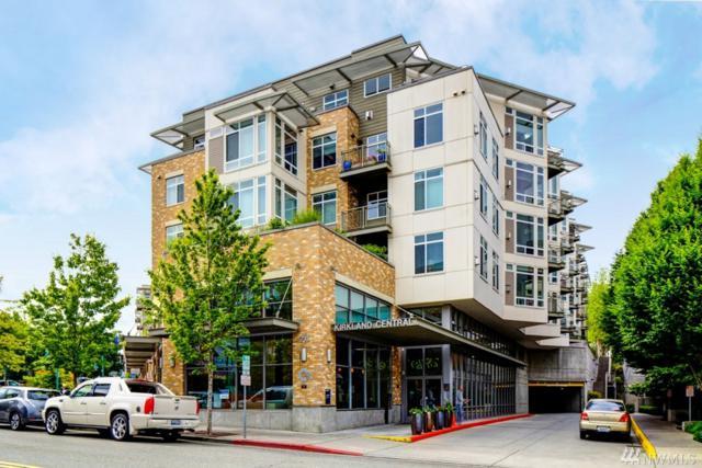 211 Kirkland Ave #421, Kirkland, WA 98033 (#1144696) :: Ben Kinney Real Estate Team