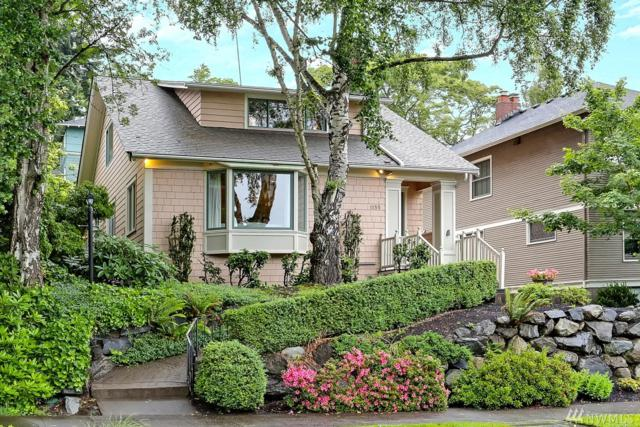 1155 18th Ave E, Seattle, WA 98112 (#1144727) :: Ben Kinney Real Estate Team