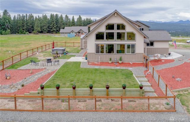 351 Dakota Heights Dr, Cle Elum, WA 98922 (#1144798) :: Ben Kinney Real Estate Team