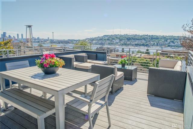 2321 Boylston Ave E B, Seattle, WA 98102 (#1144860) :: Ben Kinney Real Estate Team