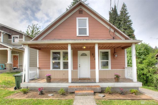 224 Albert St, Wilkeson, WA 98396 (#1145133) :: Ben Kinney Real Estate Team