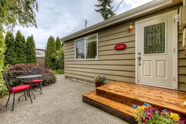 3403 SW 100th St, Seattle, WA 98146 (#1145138) :: Ben Kinney Real Estate Team