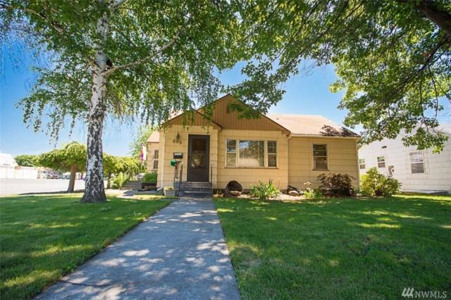408 D St SW, Ephrata, WA 98823 (#1145225) :: Ben Kinney Real Estate Team