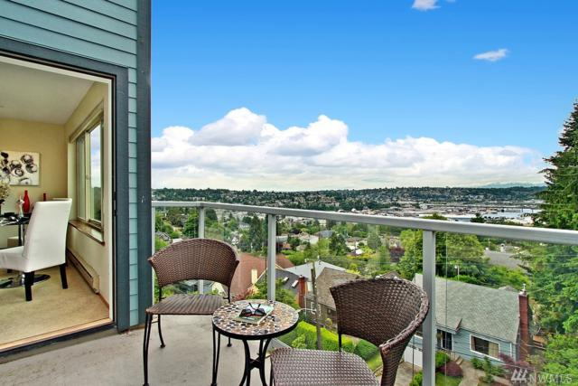 4421 Greenwood Ave N #403, Seattle, WA 98103 (#1145269) :: Alchemy Real Estate