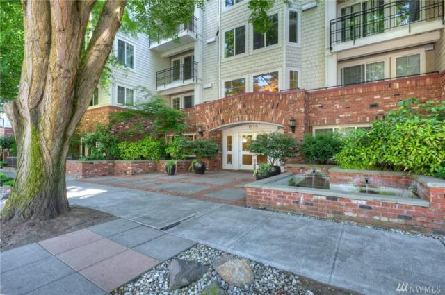 1525 NW 57th St #402, Seattle, WA 98107 (#1145309) :: Ben Kinney Real Estate Team