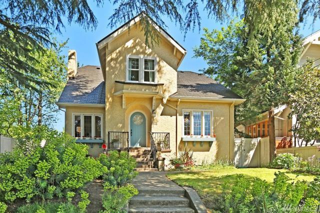 628 33rd Ave, Seattle, WA 98122 (#1145448) :: Ben Kinney Real Estate Team