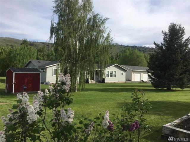 1868-B Old Hwy 97, Okanogan, WA 98840 (#1145553) :: Ben Kinney Real Estate Team