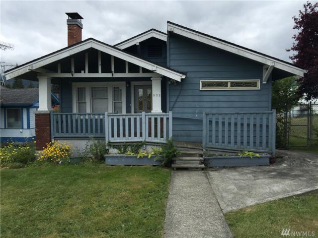 932 W Eleventh, Port Angeles, WA 98362 (#1145689) :: Ben Kinney Real Estate Team