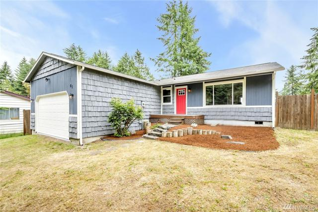 61 NE Santa Maria Lane, Belfair, WA 98528 (#1145696) :: Ben Kinney Real Estate Team