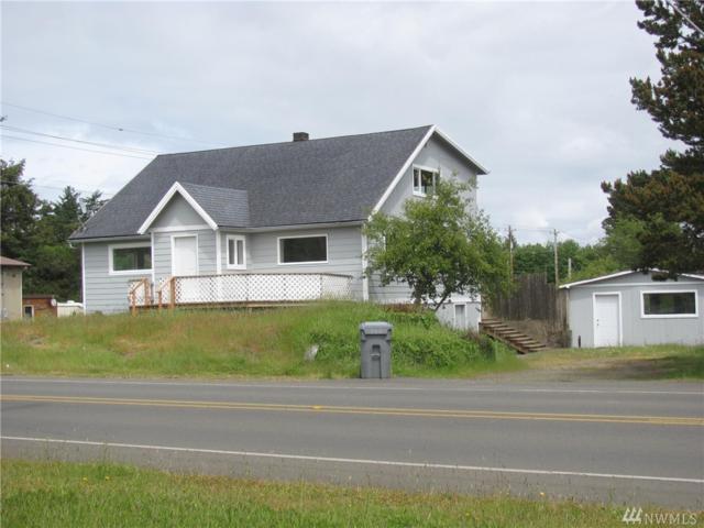 602 Forrest St, Westport, WA 98595 (#1145700) :: Ben Kinney Real Estate Team