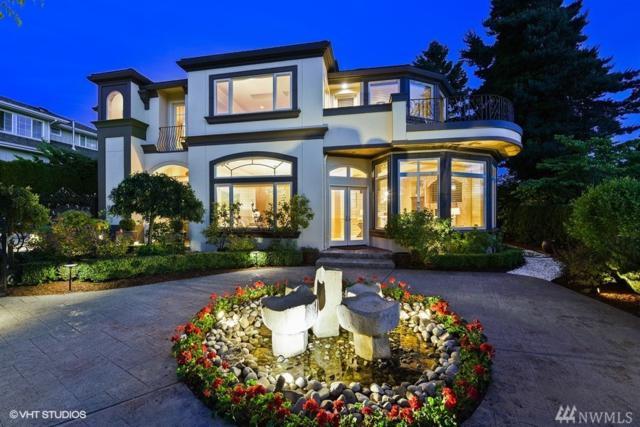 9625 NE 28th St, Clyde Hill, WA 98004 (#1145817) :: Ben Kinney Real Estate Team