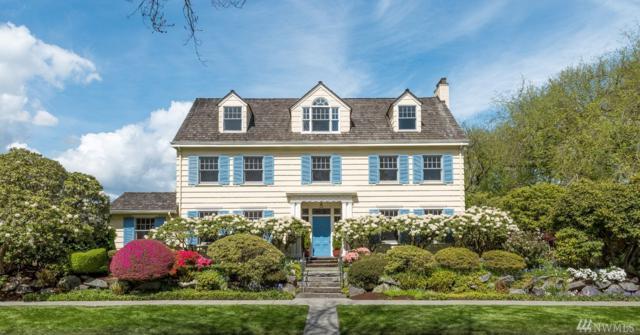 3616 E Ward St, Seattle, WA 98112 (#1145870) :: Ben Kinney Real Estate Team