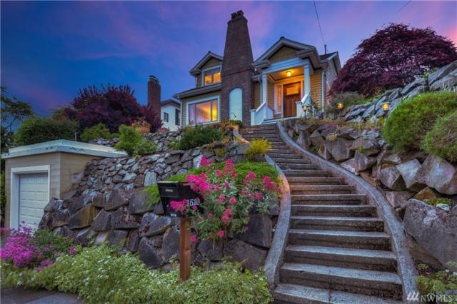 1510 30th Ave, Seattle, WA 98122 (#1146056) :: Ben Kinney Real Estate Team