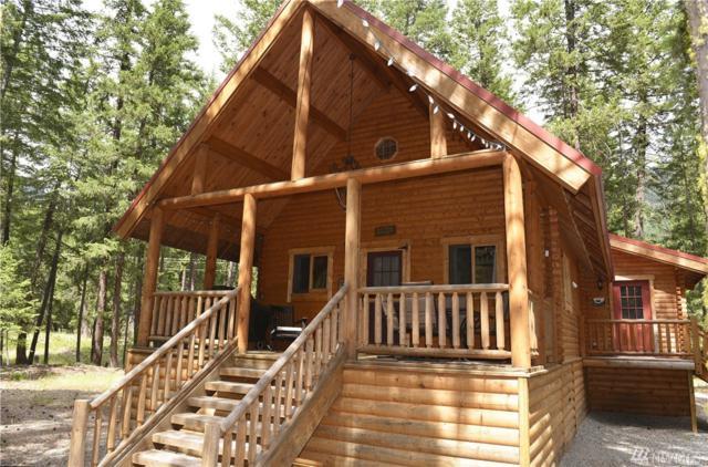 669 Lost River Rd, Mazama, WA 98833 (#1146217) :: Ben Kinney Real Estate Team