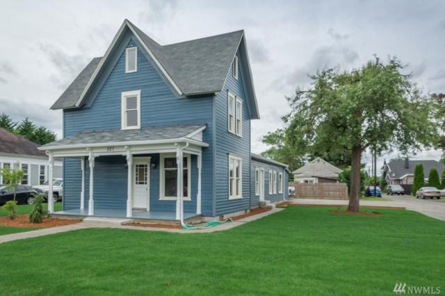 227 N Oak St, Centralia, WA 98531 (#1146234) :: Ben Kinney Real Estate Team