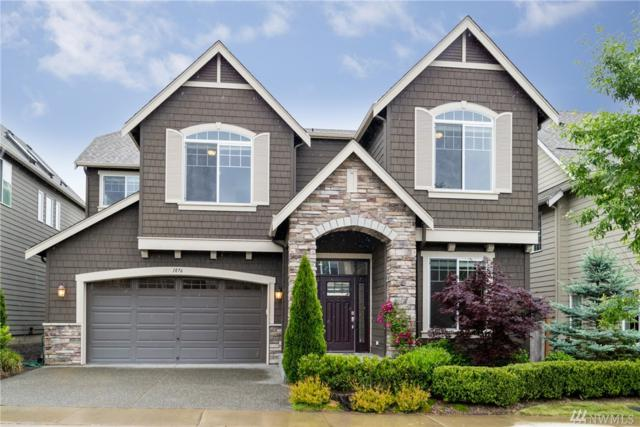 1876 272nd Ct SE, Sammamish, WA 98075 (#1146290) :: Ben Kinney Real Estate Team
