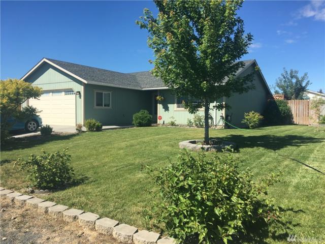 741 K St SE, Ephrata, WA 98823 (#1146349) :: Ben Kinney Real Estate Team