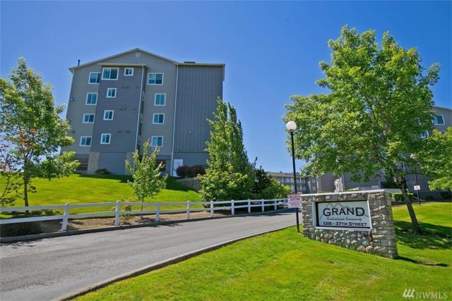 1318 37th St #1212, Everett, WA 98201 (#1146359) :: Ben Kinney Real Estate Team
