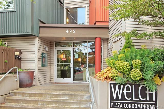 425 23rd Ave S A410, Seattle, WA 98122 (#1146472) :: Ben Kinney Real Estate Team