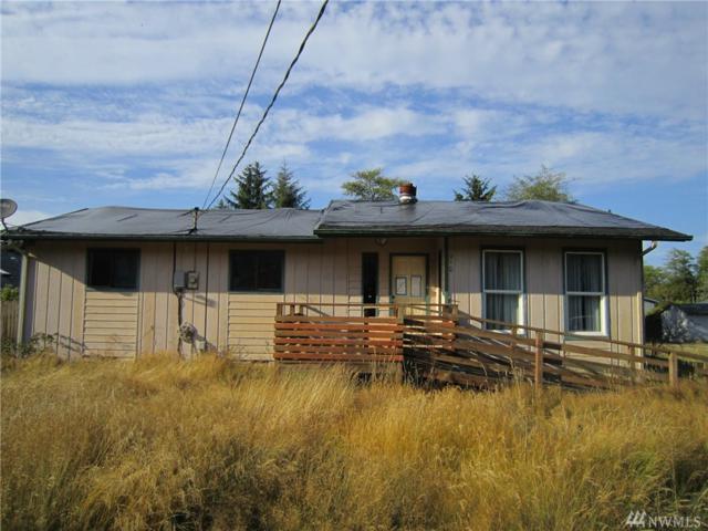 210 W Newell Ave, Westport, WA 98595 (#1146509) :: Ben Kinney Real Estate Team