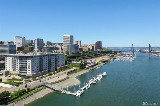 1515 Dock St #804, Tacoma, WA 98402 (#1146530) :: Homes on the Sound