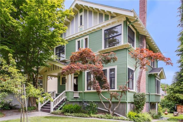 4012 Bagley Ave N, Seattle, WA 98103 (#1146570) :: Alchemy Real Estate