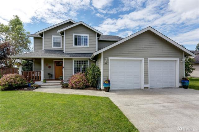 301 Christopher Lane, Everson, WA 98247 (#1146603) :: Ben Kinney Real Estate Team
