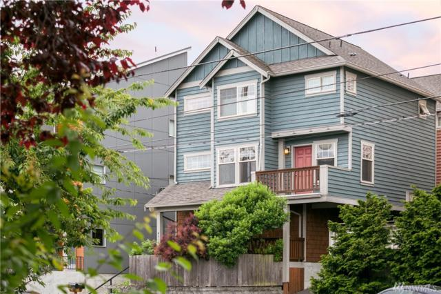 4319 Evanston Ave N, Seattle, WA 98103 (#1146714) :: Ben Kinney Real Estate Team