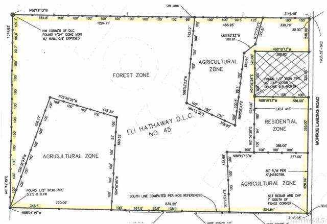 0 Monroe Landing Rd, Oak Harbor, WA 98277 (#1146715) :: Ben Kinney Real Estate Team