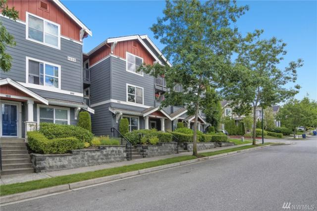 1650 25th Ave NE #203, Issaquah, WA 98029 (#1146733) :: Ben Kinney Real Estate Team