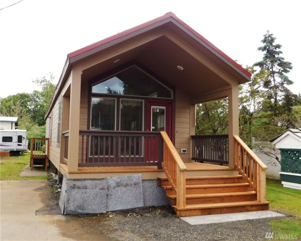 168 Us Hwy 101   Space #1, Hoquiam, WA 98550 (#1146802) :: Homes on the Sound