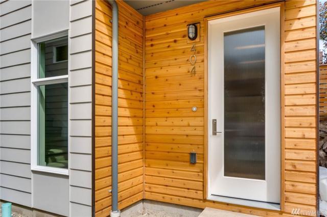408 N 48th St, Seattle, WA 98103 (#1146933) :: Ben Kinney Real Estate Team