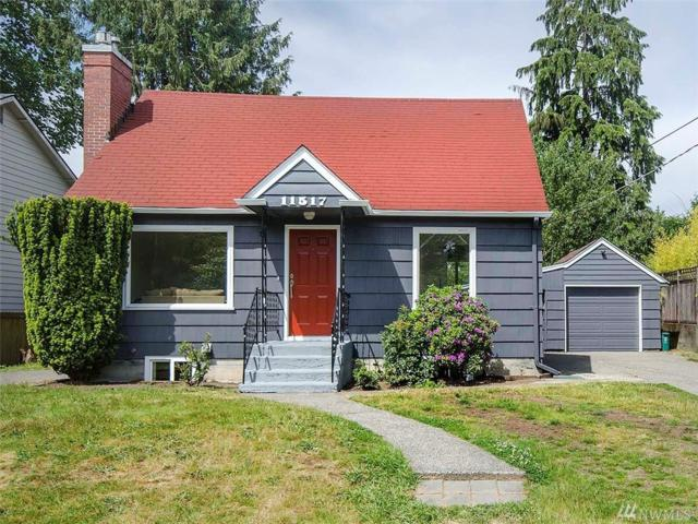 11517 16th Ave NE, Seattle, WA 98125 (#1146940) :: Ben Kinney Real Estate Team