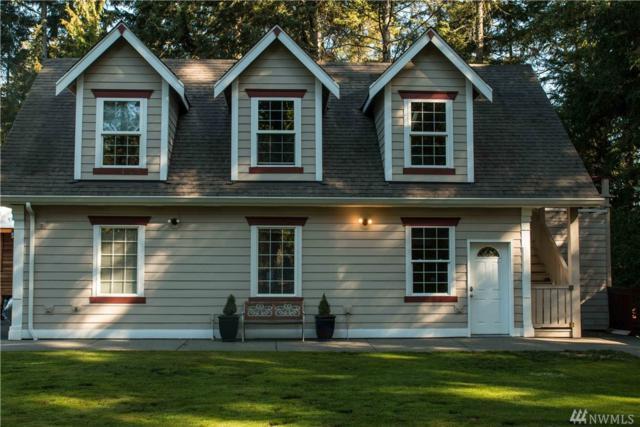 1027 Short St, Steilacoom, WA 98388 (#1147032) :: Ben Kinney Real Estate Team