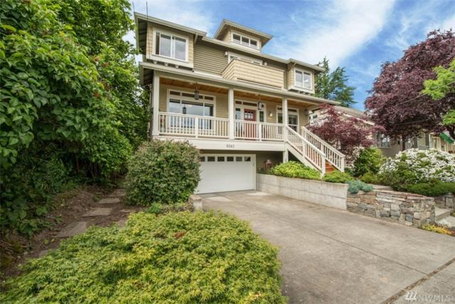 8341 10th Ave NW, Seattle, WA 98117 (#1147082) :: Ben Kinney Real Estate Team