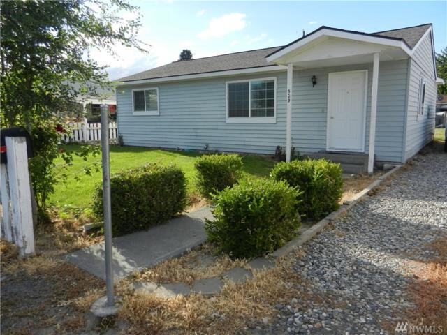 509 D St SE, Quincy, WA 98848 (#1147143) :: Ben Kinney Real Estate Team